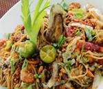 Stir-fried Mixed Noodles (볶음 면요리)