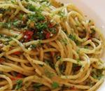 Spaghetti Pepperoncino (스파게티 페페로치노)
