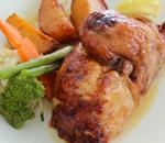Half Roast Chicken